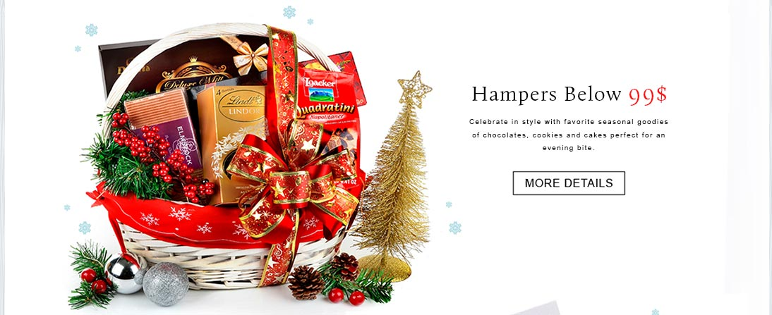 Angelflorist 2018 Christmas Hamper And Gift Baskets Online